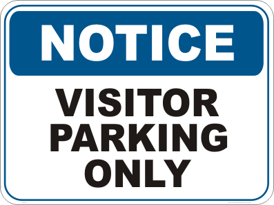 Visitor Parking- What Are The Rules?